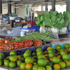 Fresh fruit is abundant in Savai'i market. Photo / Adrienne Kohler