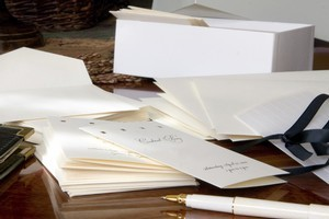 If done well, invitations can be little pieces of collectable art. Photo / Thinkstock