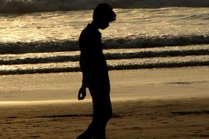'Frank' woke on a beach in Kent, England,  not knowing who he was. Photo / Thinkstock