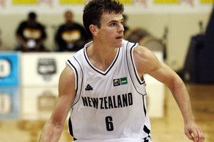 Kirk Penney scored 16 points for the Tall Blacks. Photo / Getty Images