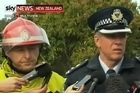 Australian police update media following a house fire in South Brisbane, Queensland, where eleven people remain unaccounted for.