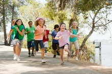 Rather than ferrying kids to music lessons, sports games and playgroups, it seems we should be saving our energy and sending the kids out into the backyard. Photo / Thinkstock