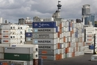 The annual trade balance was a surplus of $1.3 billion, up from $1 billion in the year ended June. Photo / APN