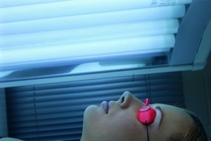 Sunbed operators are being told not to understate the risks of sunbed use. Photo / Bay of Plenty Times