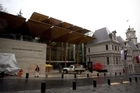 Auckland's new art gallery. Photo / NZ Herald