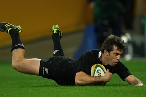 Conrad Smith says rugby brings out his competitive instincts more than any other sport he has played.  Photo / Getty Images
