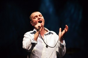Singer Sinead O'Connor is on a mission. Photo / Getty Images