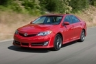 Toyota aims to reaffirm its mid-size market lead with the new Camry. Photo / Supplied