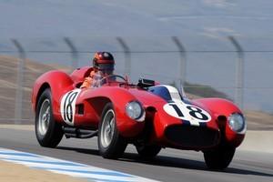 A 1957 Ferrari Testa Rossa. Photo / Supplied