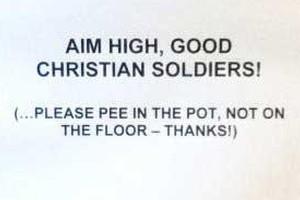 Aim High. Photo / Supplied