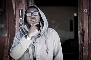 It was words and word play that Elzhi fell in love with most. Photo / Supplied