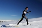 Sarah Murphy has participated in a winter triathlon. Photo / Getty Images