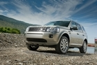 Land Rover Freelander2:  Roomy enough for the kids and agile on a range of surfaces. Photo / Supplied