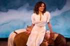 Keisha Castle-Hughes and the cast share the narrative and also play inanimate objects. Photo / Richard Robinson