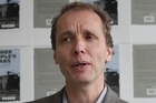 Author Nicky Hager says anyone who reads 'Other People's Wars' will know more about NZ foreign service agendas than anyone in Parliament. Photo / Mark Mitchell