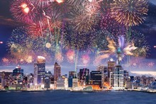 Fireworks will light up the night sky in Auckland. Photo / Supplied