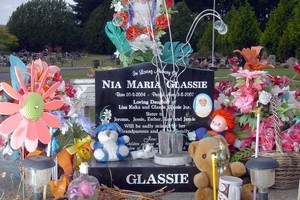Random checks are not enough to stop the murder of toddlers such as Nia Glassie. Photo / APN