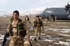 Coverage of Kiwi soldiers in Afghanistan and Iraq has seemed little more than a Defence PR exercise. Photo / File