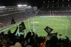 Cup ticket sales for Eden Park and North Harbour are tracking at 80 per cent. Photo / Doug Sherring