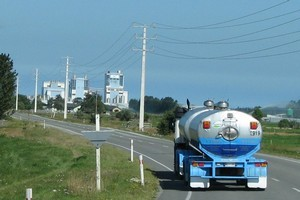 Dairy export prices have helped lift the terms of trade to a 37-year high.  File photo