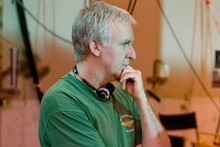 Director James Cameron. Photo / Supplied