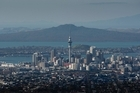 Auckland City. Photo / Richard Robinson