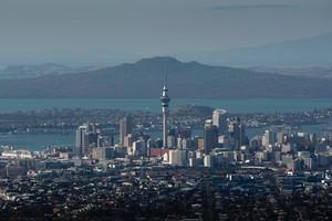 Auckland City. Photo / Richard Robinson