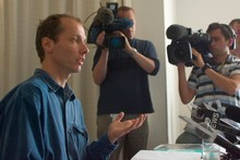 Nicky Hager. Photo / Mark Mitchell