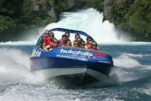 The thrills of the Huka Jet come courtesy of Ngai Tahu Holdings, now the second richest iwi in the country behind Tainui, which lays to claim to $658 million in assets. Photo / APN