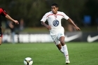 Roy Krishna will rejoin Waitakere for the games in Fiji. Photo / Dean Purcell.