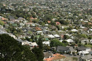 Act leader Don Brash says Resource Management Act red tape is responsible for the high cost of housing. File photo / NZ Herald