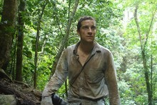 The adventures of Bear Grylls in the television series Man Vs Wild inspired a 10-year-old Winton boy to make a 22km walk through Southland bush to safety. Photo / supplied 