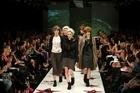 The Starfish fashion show on day one of New Zealand Fashion Week. Photo / Babiche Martens