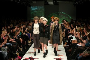 The Starfish fashion show on day one of New Zealand Fashion Week. Photo / Babiche Martens
