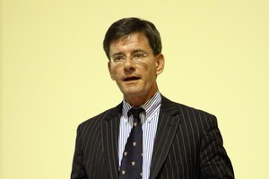 Minister of Treaty Settlement Chris Finlayson. Photo / APN