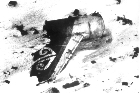Wreckage from the Mt Erebus site where an Air New Zealand DC-10 crash killed 275 people in November 1979. Photo / File
