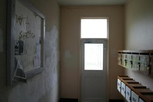 Inside Newtown Park Flats, where Michael Clark lay for a year before his body was discovered. A second similar case has now come to light. Photo / NZ Herald