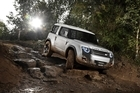 Land Rover concept seeks to reinvent iconic off-roader. Photo / Supplied