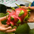 The Hoi An market is a kaleidoscope of fruit. Photo / Jason Burgess
