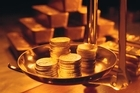 A man who stole gold bullion and cash from a friend has been jailed. File photo / Thinkstock