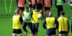 Watch: French squad train in Takapuna