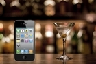 An iPhone went into a bar...and Steve Jobs was furious. Photo / Supplied