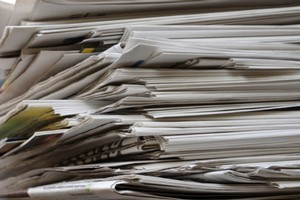 131 years of newspaper history is coming to an end today, with the disestablishment of the NZPA service. Photo / Thinkstock