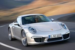 Porsche 911 Carrera S. Photo / Supplied
