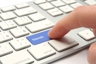 Half of the American adult population uses social networks, according to a new survey. Photo / Thinkstock