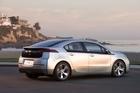 GM's Chevrolet Volt. Photo / Supplied