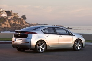 GM's Chevrolet Volt. Photo / Supplied