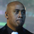 Former All Black star Jonah Lomu and Ethan Bai. Photo / Getty Images