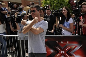 Simon Cowell Cowell and Afghan-born Hussainy have been dating for almost two years. Photo / Supplied