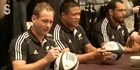 Watch: All Blacks fans turnout for autographs